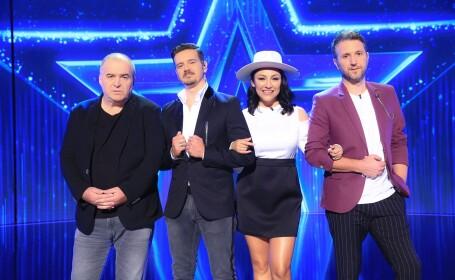 "Finala ""Românii au talent"""