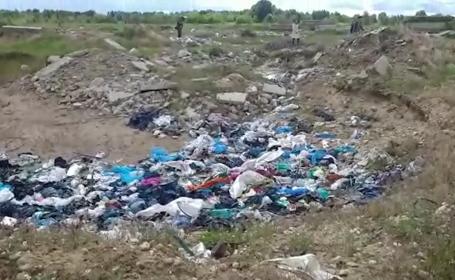 Cum sunt transformate amenajările piscicole în depozite de gunoaie în județul Dâmbovița