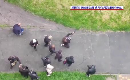 Împușcături în Kiev
