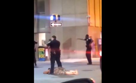 bataie politie Maryland