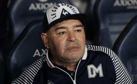 Raport privind moartea lui Maradona: A agonizat, fiind abandonat de îngrijitorii săi