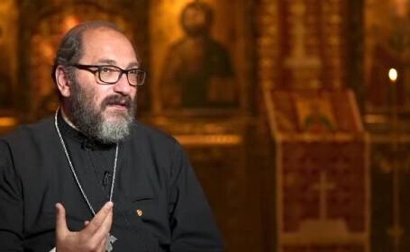 Constantin Necula, preot