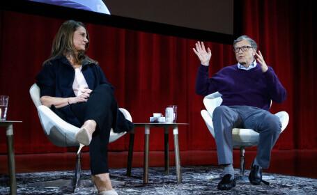 Bill și Melinda Gates