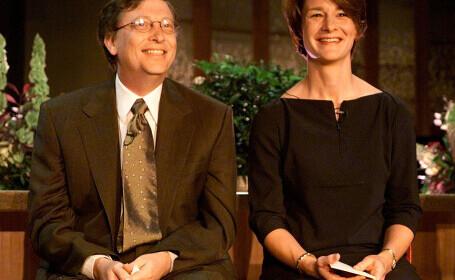 Bill Gates și Melinda