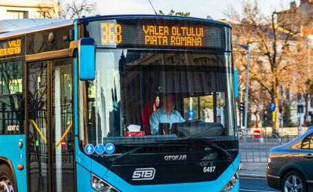 STB propune un tarif pe oră pe mijloacele de transport în comun
