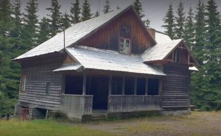 Cabana lui Sadoveanu din Munții Sebeșului. Cum a ajuns în proprietatea Ministerului de Interne