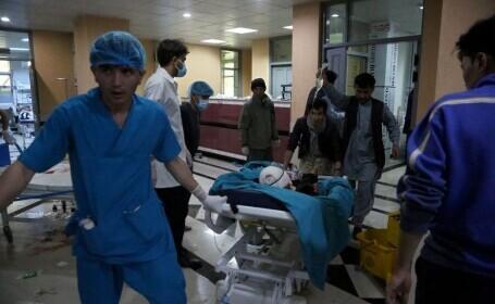 Atac terorist în fața școlii de fete din Kabul. 40 de persoane au murit și cel puțin 50 au fost rănite