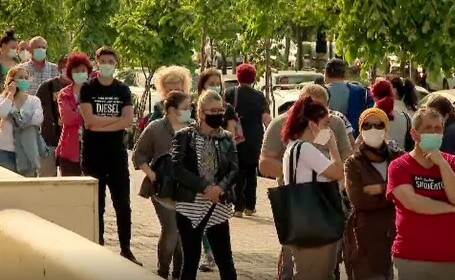 Românii vor să scape de pandemie. Peste 8.000 de oameni s-au vaccinat la maratonul din București