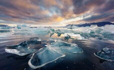 """""""Bombe de căldură"""" foarte periculoase, ascunse în Oceanul Arctic. Ce înseamnă acest lucru pentru planetă"""