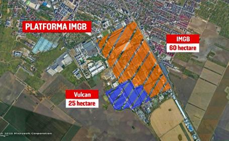 Mândria de altă dată a industriei românești, uzinele IMGB și Vulcan vor fi demolate
