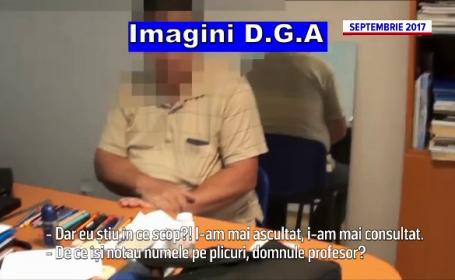Profesor universitar, condamnat definitiv la 3 ani de închisoare cu executare, după ce a luat mită de la studenți