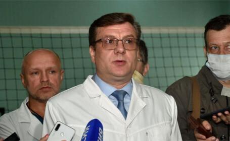 Medicul care l-a tratat pe Alexei Navalnîi, găsit după trei zile de căutări
