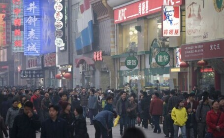 Populația Chinei a ajuns la 1,41 miliarde de locuitori, dar va fi depășită în câțiva ani de India