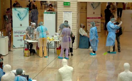 Rata de infectare în București, sub 1,5 la mie. Când se vor elimina restricțiile