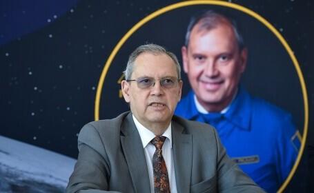 40 de ani de la primul zbor al unui român în spaţiu: Prunariu: \
