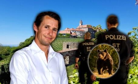 Reportaj în Austria. De ce păzește poliția castelul prințului din Riegersburg