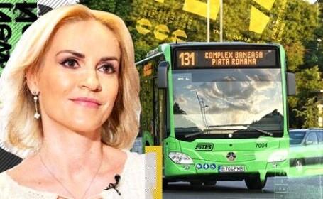 """Haos administrativ. Firea """"conduce"""" în continuare transportul public din București, nu Nicușor Dan"""