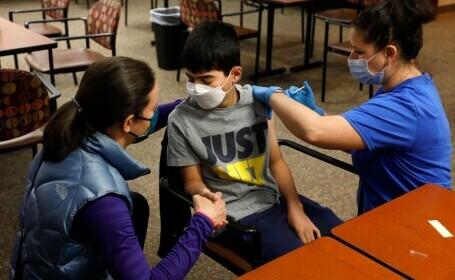 Vaccinare adolescenti