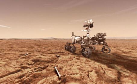 """Un om de știință din Ivy League crede că NASA a dus accidental viață pe Marte. """"Pot face ravagii"""""""