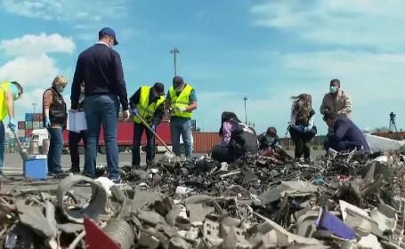 """Cum pot fi oprite importurile ilegale de deșeuri în România. """"Afară se întâmplă asta"""""""