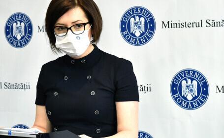 Ministrul Sănătăţii, Ioana Mihăilă: Încurajez părinţii să-şi vaccineze copiii când va fi posibil