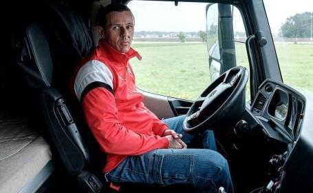 Abuzurile pe care le îndură șoferii români de TIR din Germania, de teamă să nu-și piardă slujba