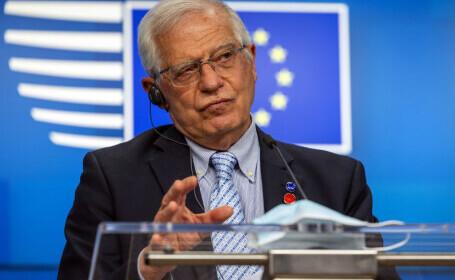 Şeful diplomaţiei UE critică lista Rusiei cu \'\'state neprietenoase\'\'