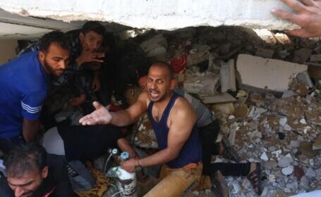 Presiuni occidentale pentru un armistițiu între Israel și Hamas. Numărul victimelor crește