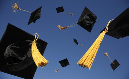Studenții care termină facultatea au parte de vești bune. Relaxarea restricțiilor aduce ceremoniile de absolvire