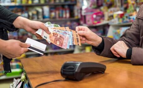 Cumpărăturile cu plata cash ar putea fi plafonate. Limita maximă pe care vrea să o impună CE