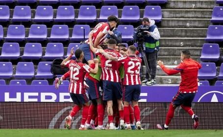 Atletico Madrid este noua campioană a Spaniei. Pe ce locuri s-au clasat Real Madrid și Barcelona