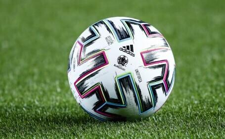 UNIFORIA - Mingea oficială de la EURO 2020. A fost numită așa după unitatea și euforia generate de naționalele de fotbal