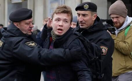 Europarlamentarii USR PLUS propun statelor UE să dea numele de \'\'Protasevici\'\' străzilor pe care se află ambasadele Belarus