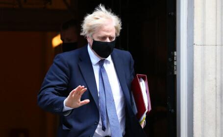"""Boris Johnson vrea să evite """"Războiul cârnaților"""" între Marea Britanie și Uniunea Europeană"""