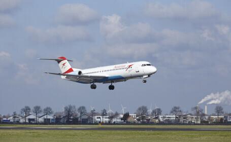 Un zbor Viena-Moscova a fost anulat după ce Rusia a cerut ca avionul să survoleze Belarusul