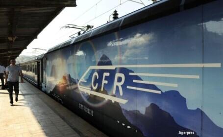Tren spre mare