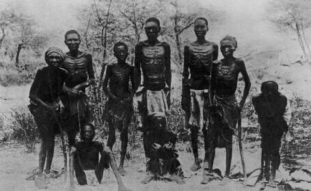 Germania recunoaște că a comis un genocid în Namibia, unde a ucis 70.000 de băștinași. Plătește 1,1 miliarde de euro în rate