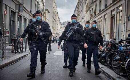 O polițistă din Franța, în stare gravă după ce a fost înjunghiată pe stradă. Atacatorul a fost omorât