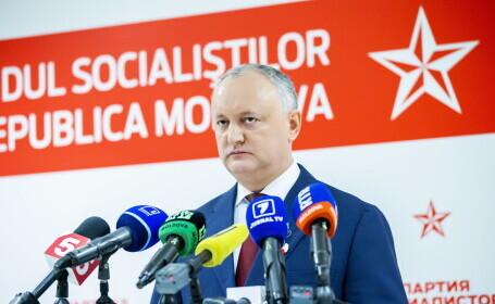 Igor Dodon: \