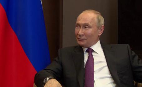 Putin: Sugestiile că statul rus are legătură cu atacurile cibernetice din SUA sunt absurde