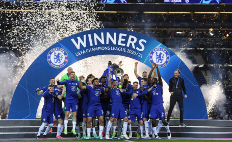 Chelsea este câștigătoarea Ligii Campionilor după ce a învins-o cu 1-0 pe Manchester City
