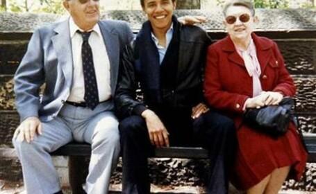 Bunica lui Obama a murit