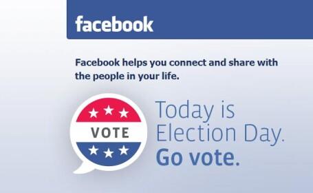 Facebook merge la vot
