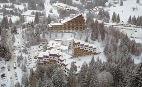 Iarna a venit, in sfarsit, la munte! Turistii au profitat la maximum