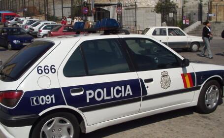 Politie, Spania