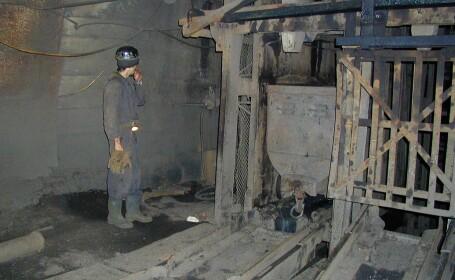 Accident de munca in Gorj! Un barbat a murit in mina Tehomir