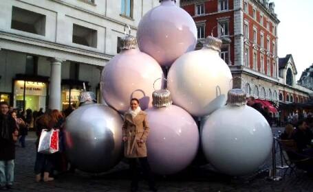 Decoratii atipice dupa gustul fiecaruia la Covent Garden