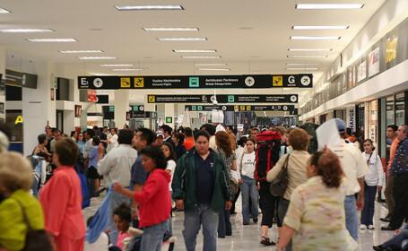 aeroport Mexico City
