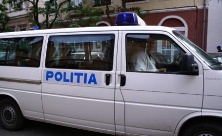 Politistii ancheteaza cazul