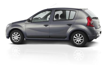 Dacia Sandero a obtinut trei stele la testele EuroNCAP!